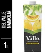 Suco Néctar de Maracujá 1L 1 UN Del Valle