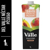 Suco Néctar de Pêssego 1L 1 UN Del Valle