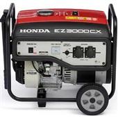 Gerador EZ3000CX SB 4.0KVA 220V Honda