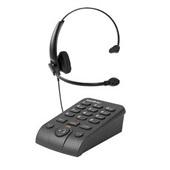 Headset com Base Discadora Preto HSB-50 1 UN Intelbras