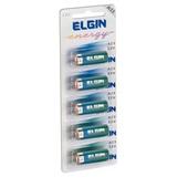 Bateria Alcalina A23 12V 82195 5 UN Elgin