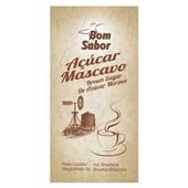 Açúcar Mascavo Sachê 5g CX 200 UN Bom Sabor