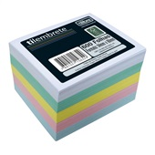 Bloco para Rascunho Cubo Colorido 600 Folhas 94x80mm 1 UN Tilibra