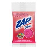 Pedra Sanitária 25g Floral com Suporte 1 UN Zap Clean