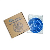 Tela para Mictório Azul B110AZ CX 12 UN Bralimpia