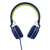 Headphone Over Ear Wired Fun P2 Azul e Verde PH162 1 UN Pulse
