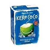Água de Coco 200ml 1 UN Kero Coco