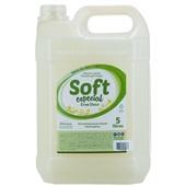 Sabonete Líquido Soft Especial Perolado Erva Doce 5L 1 UN Edumax