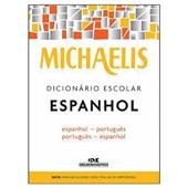 Dicionário Escolar Espanhol Português 1 UN Michaelis