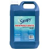 Desinfetante Multiuso 5L Talco 1 UN Sanapy