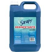 Desinfetante Multiuso 5L Eucalipto 1 UN Sanapy