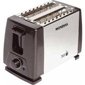 Torradeira Toast Duo 127V Prata Mondial