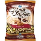 Bala Butter Toffees Chocolate 600g 1 UN Arcor