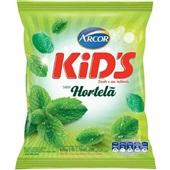 Bala Kids Hortelã 600g 1 UN Arcor