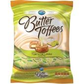 Bala Butter Toffees Torta de Limão 600g 1 UN Arcor