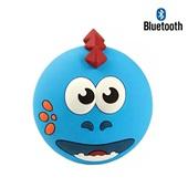 Speaker Kids Dino Bluetooth Azul SK302 1 UN OEX