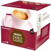 Cápsula de Café Espresso Dolce Gusto 6g CX 16 UN Nescafé
