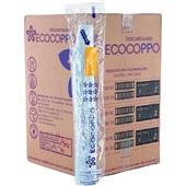 Copo Plástico 200ml Branco CX 2500 UN Ecocoppo