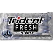 Goma de Mascar Sabor Fresh Intense sem Açúcar 8g 1 UN Trident