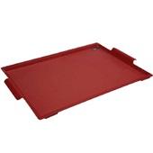 Bandeja Maxi Vermelho 50,7x33,6x3cm 1 UN Coza