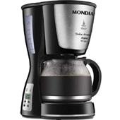 Cafeteira Elétrica Dolce Arome 127V Preto Mondial