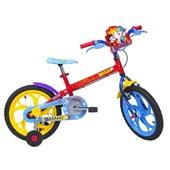 Bicicleta Infantil Luccas Neto Aro 16 1 UN Caloi