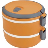 Marmita Lunch Box Laranja 1 UN Euro