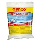 Cloro Estabilizado em Tabletes Genclor 200g 1 UN Genco