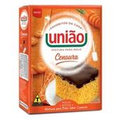 Mistura para Preparo de Bolo de Cenoura 400g 1 UN União
