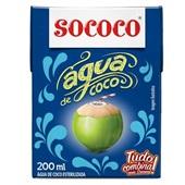 Água de Coco 200ml 1 UN Sococo