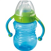 Copo de Treinamento Learn Azul 275ml B019 1 UN Multikids Baby