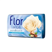 Sabonete Suave Rosas Brancas e Avelã 90g 1 UN Flor de Ypê
