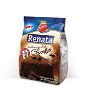 Mistura para Preparo de Bolo de Chocolate 400g 1 UN Renata