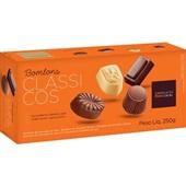 Bombons Classicos 250g Chocolates Brasil Cacau