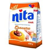Mistura para Preparo de Bolo Cenoura 450g Nita