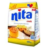 Mistura para Preparo de Bolo Milho 450g Nita
