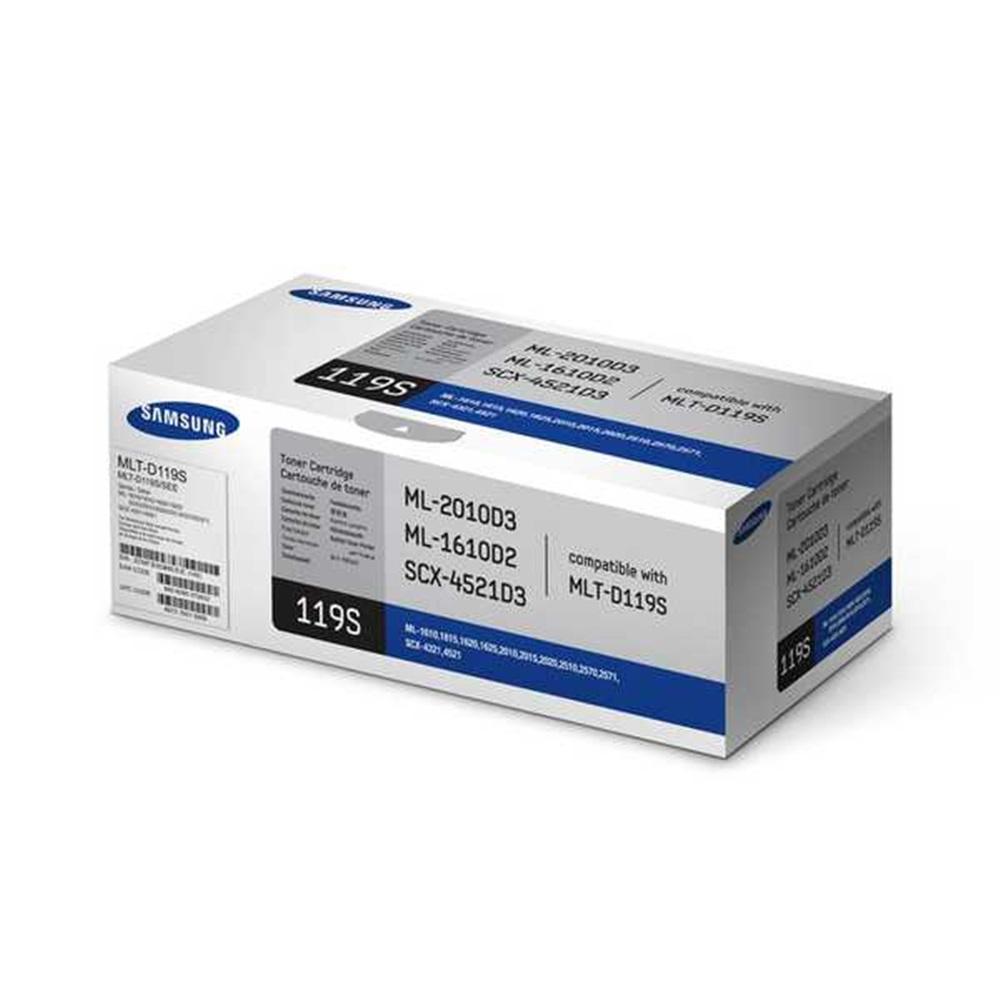 Toner Samsung Preto Scx-4521d3