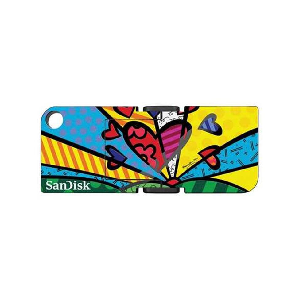 Pen Drive Sandisk Cruzer Pop 16gb - Sdcz53