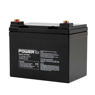 Bateria Powertek 12V 35AH EN020 1 UN Multilaser