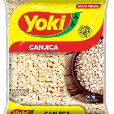 Canjica de Milho 500g Yoki