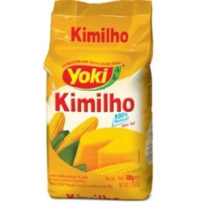 Farinha Flocos de Milho Kimilho 500g Yoki