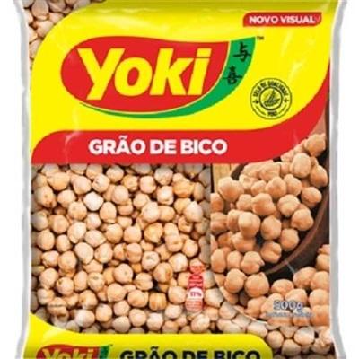 Grão de Bico 500g Yoki