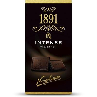Chocolate 1891 Intense 90g 1 UN Neugebauer