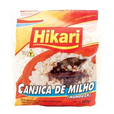Canjica de Milho Branca Mungunzá Top Line 500g