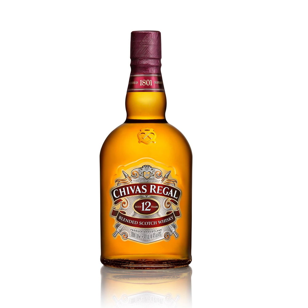 Whisky Chivas Regal 12 Years 1L