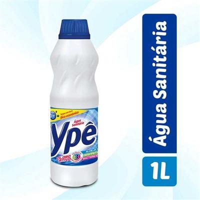 Água Sanitária Cloro Ativo 1L 1 UN Ypê