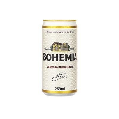 Cerveja Puro Malte Lata 269ml Bohemia