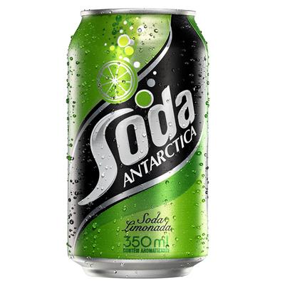 Refrigerante Soda 350ml Lata