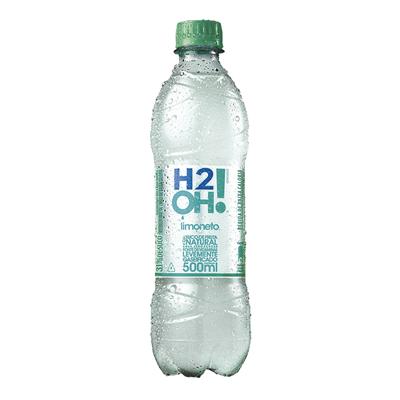 H2O Limoneto Garrafa Pet 500ml