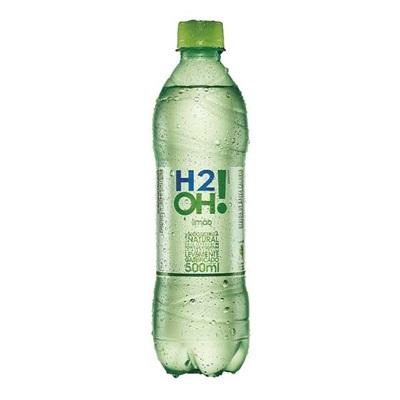 H2O Limão Garrafa Pet 500ml